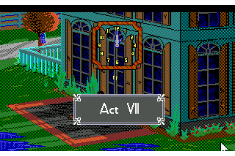 The Adventure Gamer: Game 34: The Colonel's Bequest - Won!