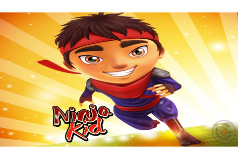 Ninja Kid Run by Fun Games For Free - iPhone & iPad ...