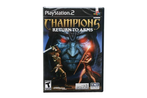 Champions: Return to Arms Game - Newegg.com