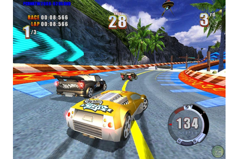 Download Hot Wheels Stunt Track Challenge (2004/ENG) Game ...