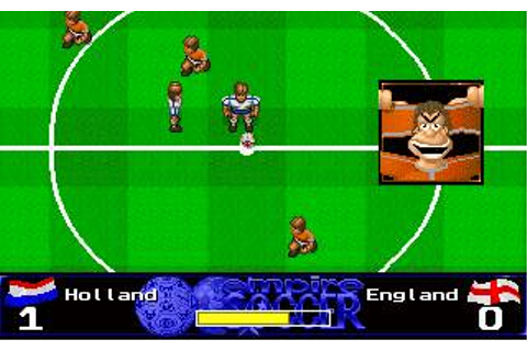 Empire Soccer Download (1994 Sports Game)