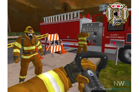 Real Heroes: Firefighter - Game - Nintendo World Report