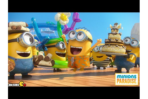 Minions Paradise - Minion Party With All The Mini Games ...