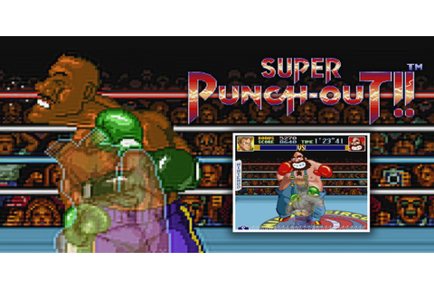 Super Punch-Out!! | Super Nintendo | Games | Nintendo