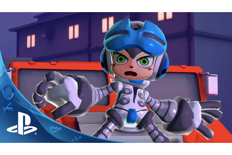 Mighty No. 9 - Beat Them at Their Own Game | PS4, PS3, PS ...