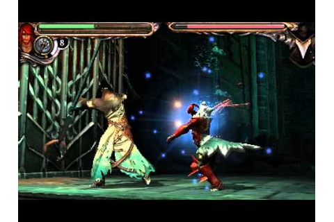 Castlevania: Lords of Shadow - Mirror of Fate - Gameplay ...