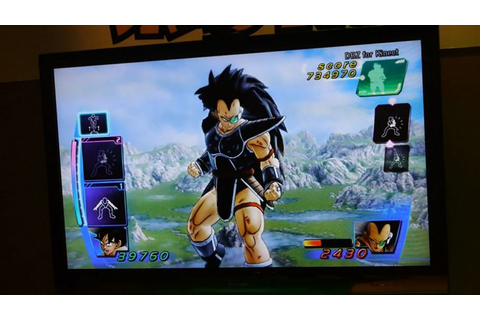 Dragon Ball Z For Kinect: Gameplay: Captura E3 2012 (X360)