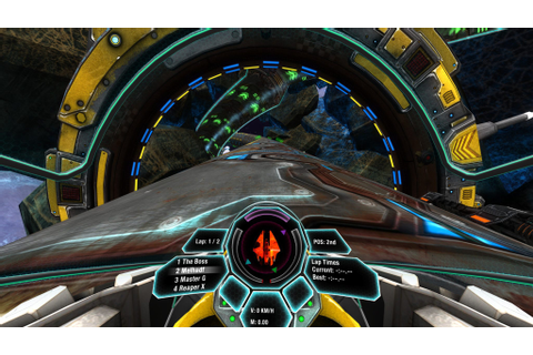 Radial-G: Racing Revolved VR Game Review | Page 2 of 4 ...