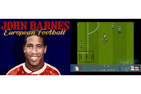 John Barnes European Football : Hall Of Light – The ...