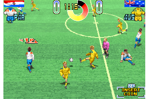 Taito Power Goal (Ver 2.5O 1994/11/03) ROM Download for ...