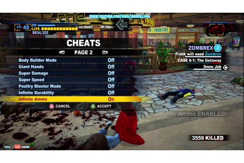 Dead Rising 2 Off The Record Gamebreaker DLC Gameplay HD ...