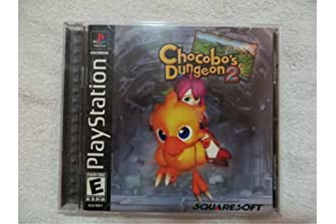 Buy Chocobo's Dungeon 2 Online at Low Prices in India ...