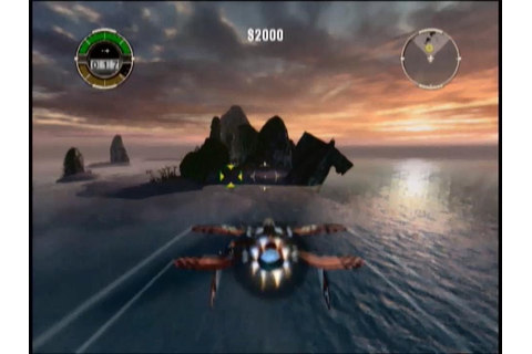 Crimson Skies: High Road to Revenge (Xbox) - Gameplay 1 ...