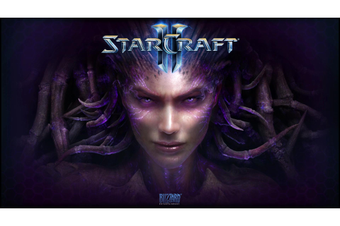 wallpaper starcraft ii, heart of the swarm, game HD ...