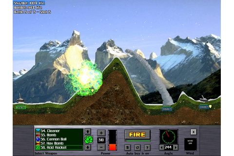 Atomic Cannon Pocket Media - Isotope244 Graphics