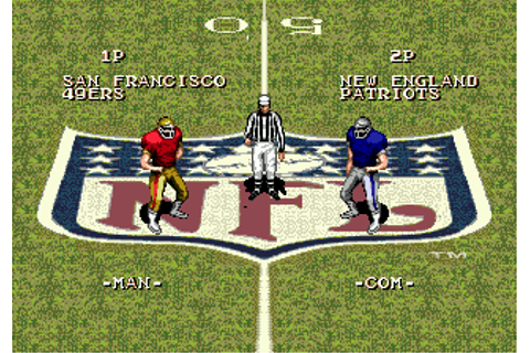Download Tecmo Super Bowl II: Special Edition (Genesis) - My ...