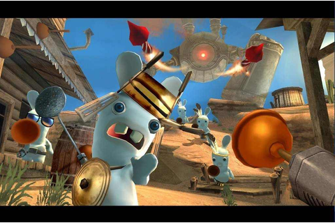 Rayman Raving Rabbids Download Free Full Game | Speed-New