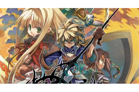 PSP RPG Gungnir - New Screenshots - Find Your Inner Geek