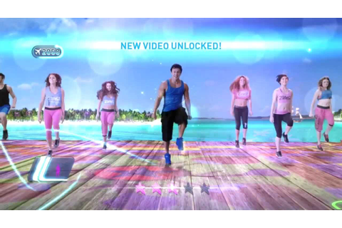 Zumba Fitness World Party mixed clips - YouTube
