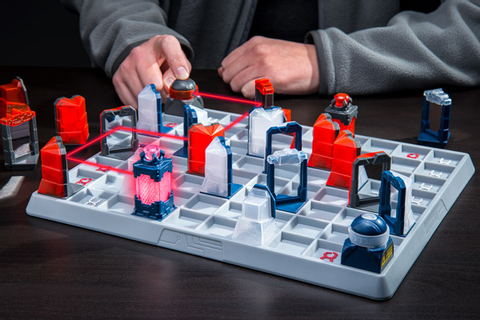 Laser Chess: Chess with frickin' laser beams!