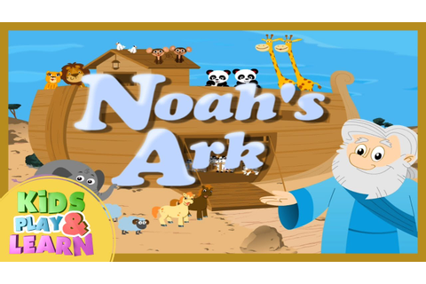 Noah's Ark Bible Games - YouTube