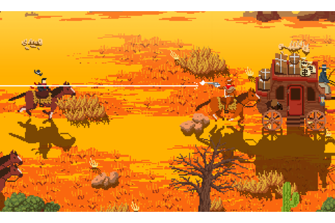Westerado: Double Barreled review | PC Gamer