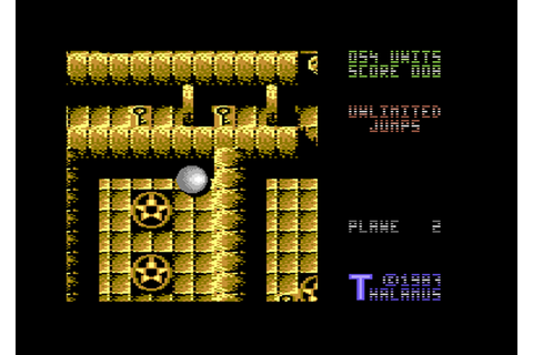 QUEDEX – Commodore 64 Screenshot | GGGames