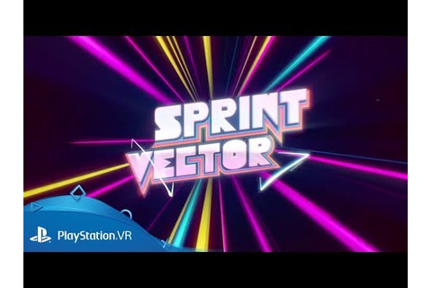 Sprint Vector | PS4 Games | PlayStation