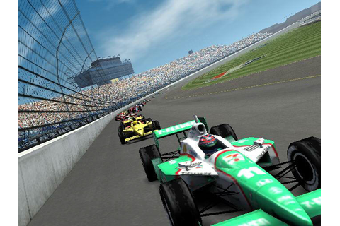 All IndyCar Series 2005 Screenshots for PlayStation 2 ...
