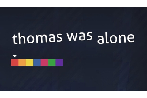 At Darren's World of Entertainment: Thomas Was Alone: PS3 ...