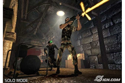 Tom Clancy's Splinter Cell: Chaos Theory - IGN - Page 2