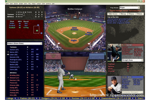 Free Download Baseball Mogul PC Games - My Big Games