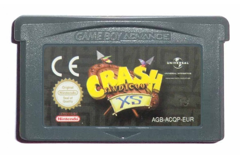 Buy Crash Bandicoot XS Game Boy Advance Australia