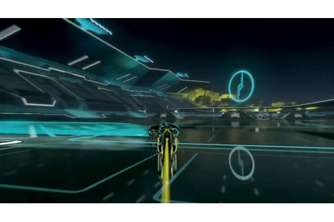 Tron Evolution Game Trailer Shows Lightcycles At Their ...