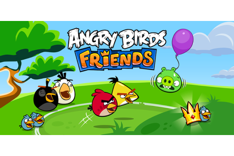 Rovio Releases 'Angry Birds Friends' For iOS & Android ...
