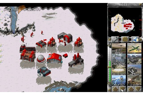 All About the Command & Conquer Red Alert PC Game