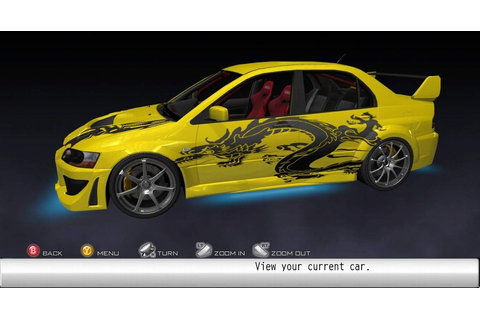 Import Tuner Challenge Screenshots - Video Game News, Videos, and File ...