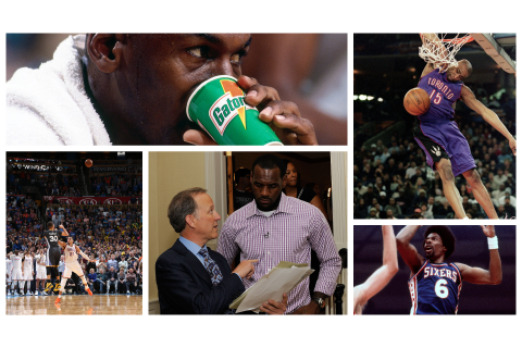 The most influential game changers in NBA history | NBA ...
