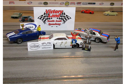 Race Report - Charlestown, NH - 03/19 - Family Slot Car ...