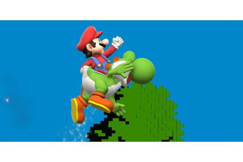 Nintendo Confirms Mario Punches Yoshi | Screen Rant