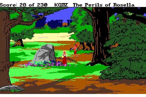 Spectrum of Madness: King's Quest IV - The Perils of Rosella