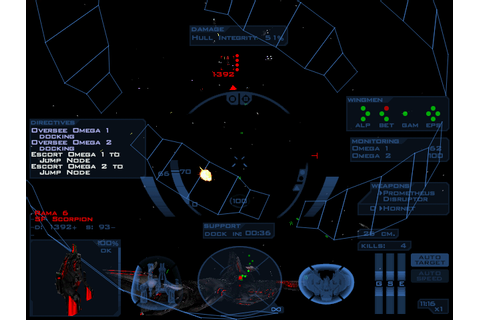 Descent: Freespace - The Great War (Windows) - My Abandonware