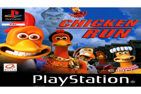 Chicken Run (PS1) OST (Gamerip) - Main Titles [HQ] - YouTube