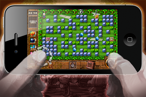 App Shopper: Bomberman Touch - The Legend of Mystic Bomb ...