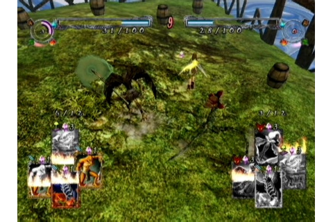 Les Royaumes Perdus Game Cube Screenshots, capture d ...