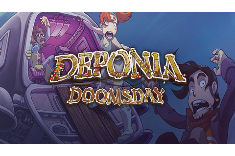 Deponia 4: Deponia Doomsday - Download - Free GoG PC Games
