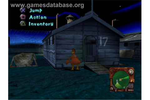 Chicken Run - Sony Playstation - Games Database