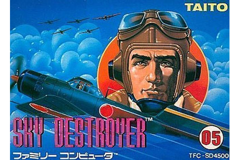 Sky Destroyer ROM - Nintendo (NES) | Emulator.Games
