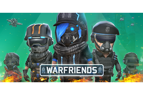WarFriends: PvP Shooter Game - Apps on Google Play