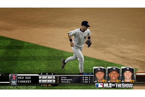 MLB 09: The Show Game Reviews
